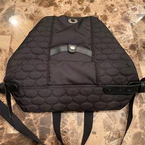 Mosey 25 plastics rehabilitated Black Backpack
